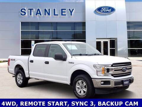 2020 Ford F-150 for sale at Stanley Ford Gilmer in Gilmer TX