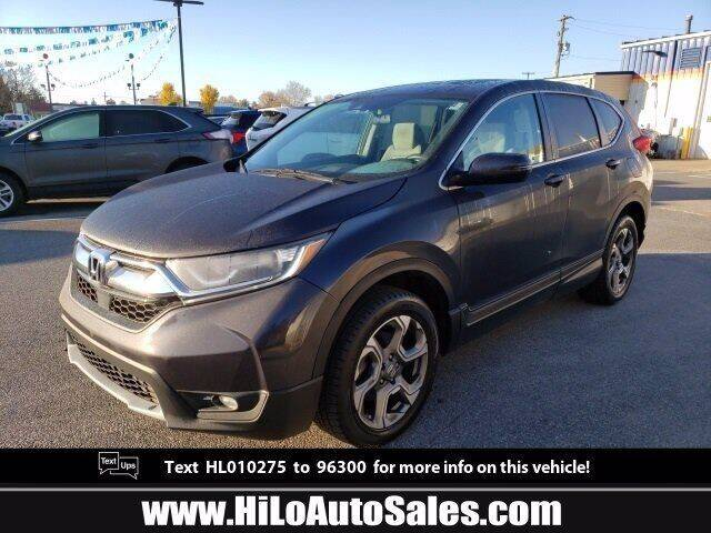 2017 Honda CR-V for sale at Hi-Lo Auto Sales in Frederick MD