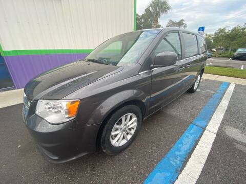 2019 Dodge Grand Caravan for sale at Bay City Autosales in Tampa FL