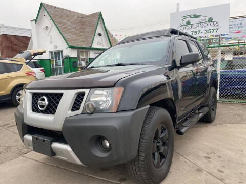 2010 Nissan Xterra for sale at GO GREEN MOTORS in Denver CO