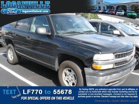 2006 Chevrolet Tahoe for sale at Loganville Ford in Loganville GA