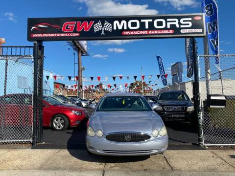 2006 Buick LaCrosse for sale at GW MOTORS in Newark NJ