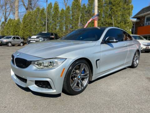 2015 BMW 4 Series for sale at Bloomingdale Auto Group in Bloomingdale NJ