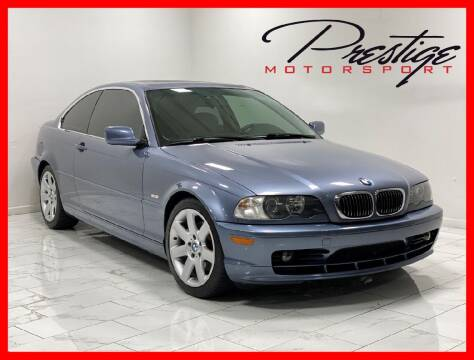 2002 BMW 3 Series for sale at Prestige Motorsport in Rancho Cordova CA