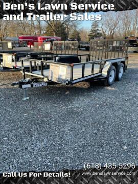 2021 Corn Pro UT-14L for sale at Ben's Lawn Service and Trailer Sales in Benton IL