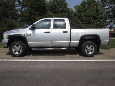 2008 Dodge Ram Pickup 2500 for sale at Joe's Motor Company in Hazard NE