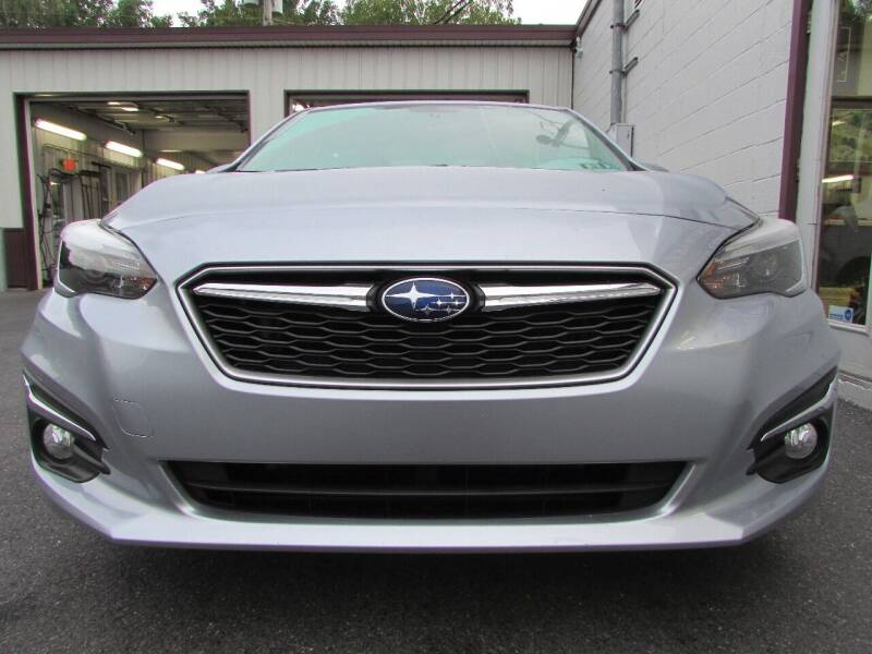 2019 Subaru Impreza for sale at Brubakers Auto Sales in Myerstown PA