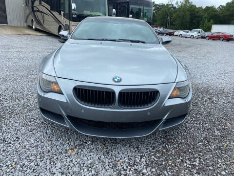 2007 BMW M6 for sale at Alpha Automotive in Odenville AL