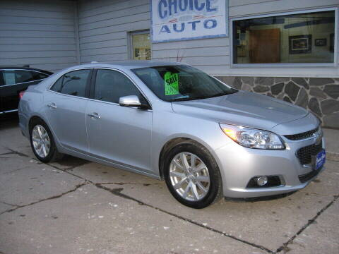 2016 Chevrolet Malibu Limited for sale at Choice Auto in Carroll IA