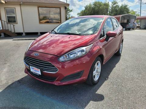 2017 Ford Fiesta for sale at Mid Valley Motors in La Feria TX