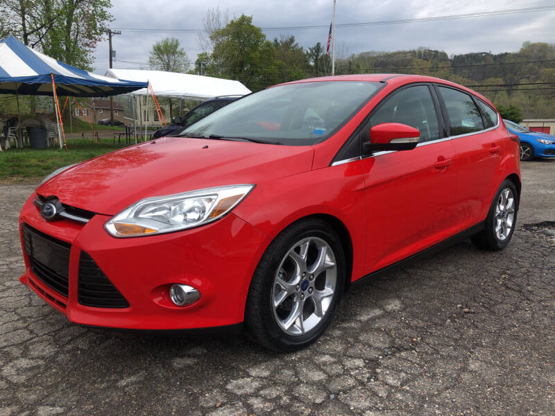 2012 Ford Focus for sale at Used Cars 4 You in Serving NY