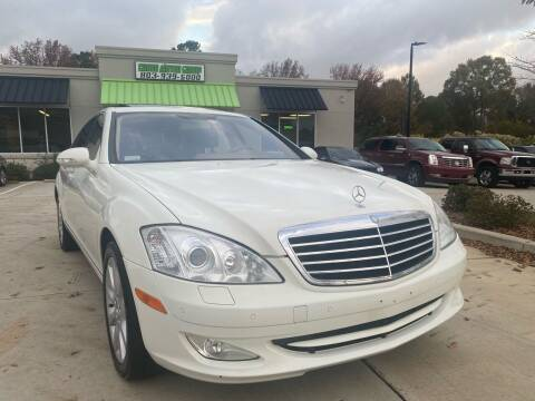 2008 Mercedes-Benz S-Class for sale at Cross Motor Group in Rock Hill SC