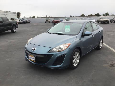 2010 Mazda MAZDA3 for sale at My Three Sons Auto Sales in Sacramento CA