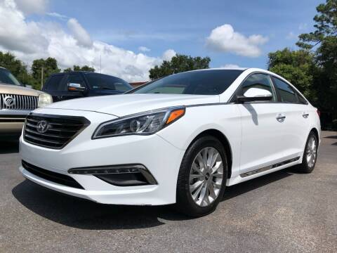 2015 Hyundai Sonata for sale at Upfront Automotive Group in Debary FL