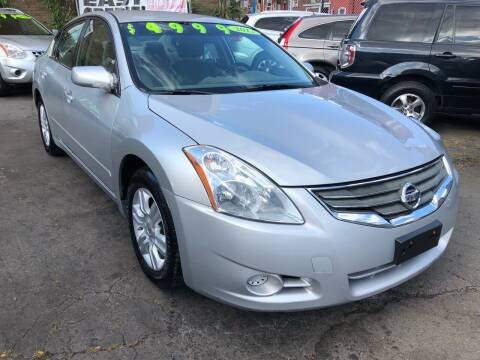 2012 Nissan Altima for sale at James Motor Cars in Hartford CT