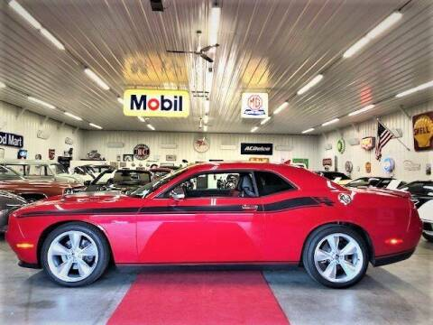 2015 Dodge Challenger for sale at Masterpiece Motorcars in Germantown WI