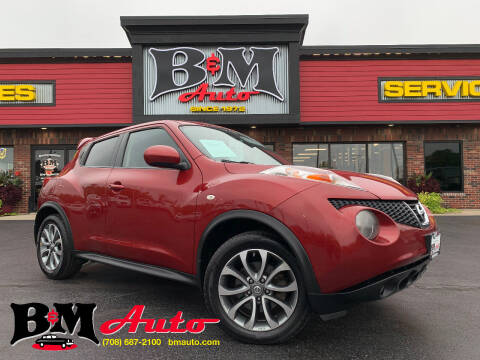 2011 Nissan JUKE for sale at B & M Auto Sales Inc. in Oak Forest IL