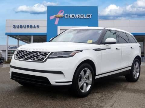 2018 Land Rover Range Rover Velar for sale at Suburban Chevrolet of Ann Arbor in Ann Arbor MI