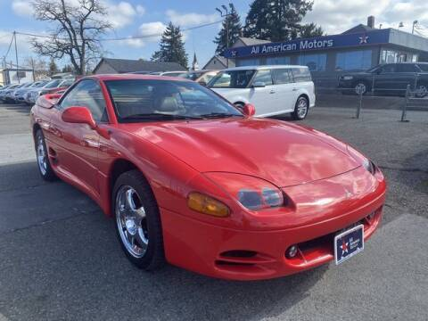 1996 Mitsubishi 3000GT for sale at All American Motors in Tacoma WA