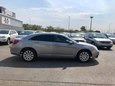 2014 Chrysler 200 for sale at Chaparral Motors in Lubbock TX