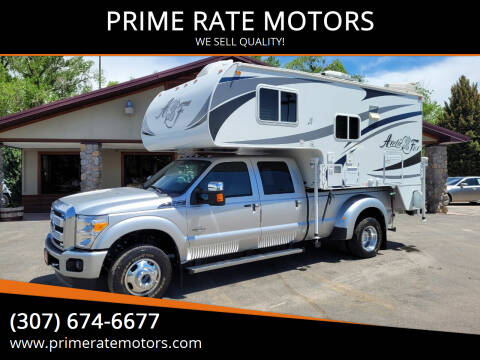 2016 Ford F-350 Super Duty for sale at PRIME RATE MOTORS in Sheridan WY