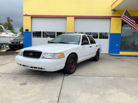 2008 Ford Crown Victoria for sale at Mid City Motors Auto Sales - Mid City North in N Fort Myers FL