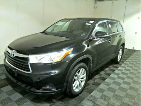 2016 Toyota Highlander for sale at Mr. Minivans Auto Sales - Priority Auto Mall in Lakewood NJ