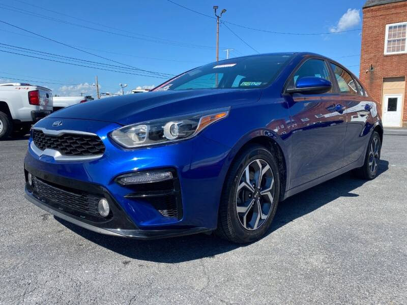 2019 Kia Forte for sale at Clear Choice Auto Sales in Mechanicsburg PA