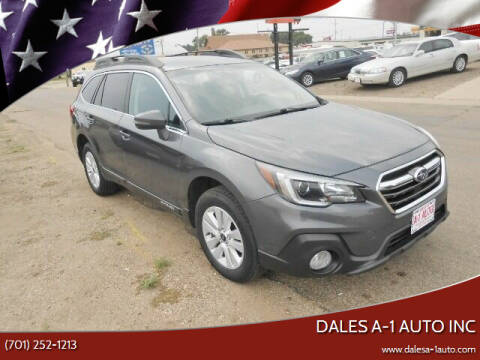 2019 Subaru Outback for sale at Dales A-1 Auto Inc in Jamestown ND
