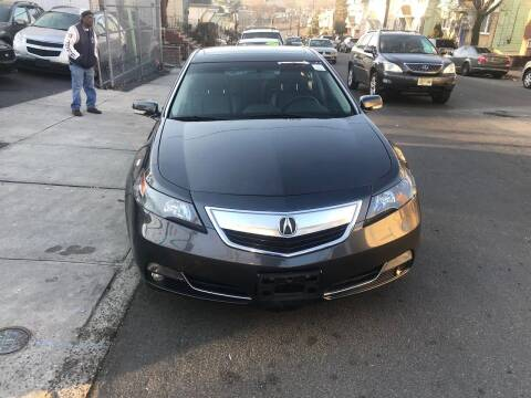 2012 Acura TL for sale at Best Cars R Us LLC in Irvington NJ