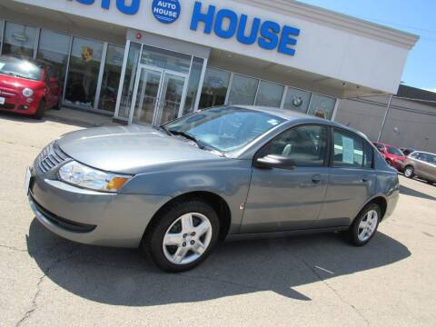 2006 Saturn Ion for sale at Auto House Motors in Downers Grove IL