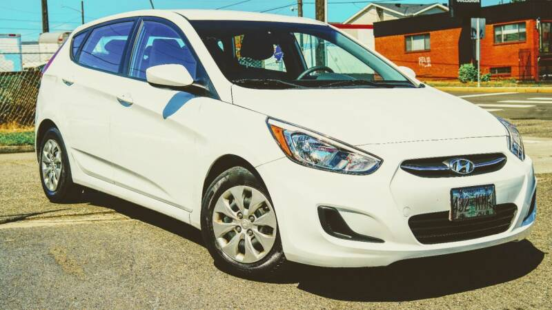 2016 Hyundai Accent for sale at Paisanos Chevrolane in Seattle WA