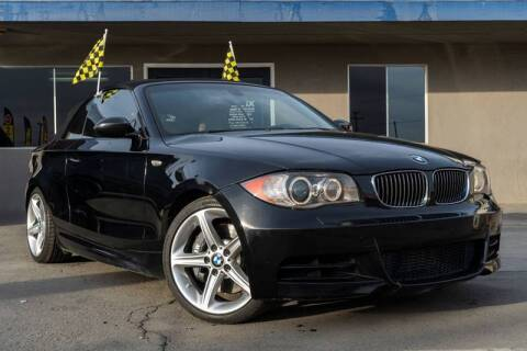 2009 BMW 1 Series for sale at AUTO NATIX in Tulare CA