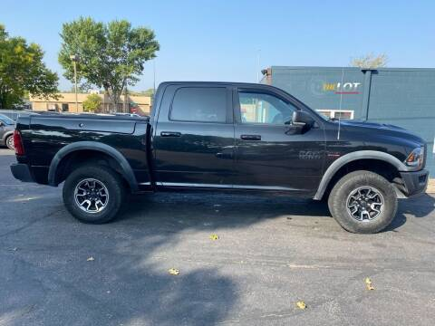 2015 RAM Ram Pickup 1500 for sale at THE LOT in Sioux Falls SD