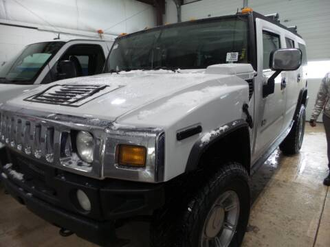 2003 HUMMER H2 for sale at Valpo Motors 1 and 2  Best Deals On Quality Wheels in Valparaiso IN