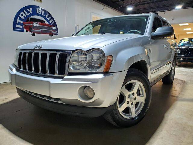 2005 Jeep Grand Cherokee for sale at Italy Blue Auto Sales llc in Miami FL