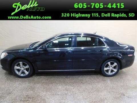 2011 Chevrolet Malibu for sale at Dells Auto in Dell Rapids SD