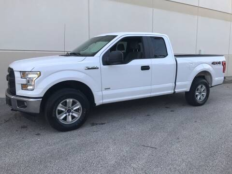 2017 Ford F-150 for sale at Crowne Motors in Newton IA