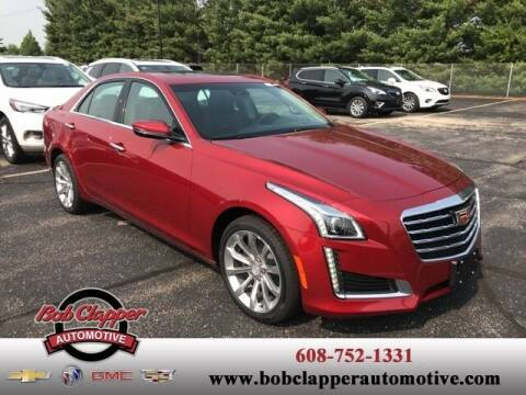 2019 Cadillac CTS for sale at Bob Clapper Automotive, Inc in Janesville WI