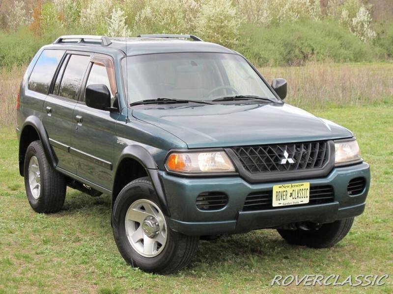 2004 Mitsubishi Montero Sport for sale in Cream Ridge, NJ