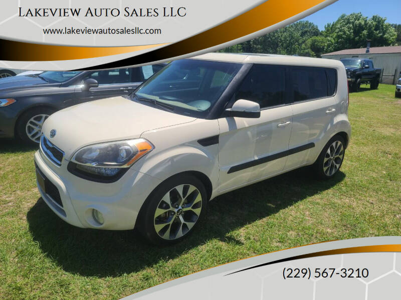 2012 Kia Soul for sale at Lakeview Auto Sales LLC in Sycamore GA