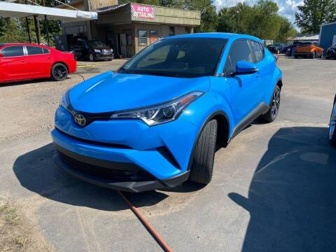 2019 Toyota C-HR for sale at BEST AUTO SALES in Russellville AR