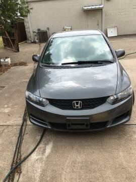 2010 Honda Civic for sale at A ASSOCIATED VEHICLE SALES in Weatherford TX