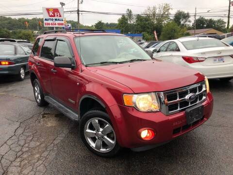 2008 Ford Escape for sale at KB Auto Mall LLC in Akron OH