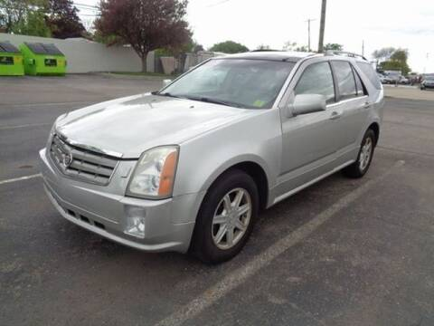 2004 Cadillac SRX for sale at North Oakland Motors in Waterford MI
