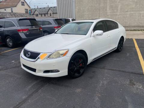 2011 Lexus GS 350 for sale at Fine Auto Sales in Cudahy WI