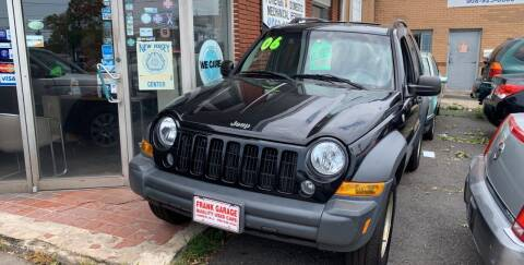 2006 Jeep Liberty for sale at Frank's Garage in Linden NJ
