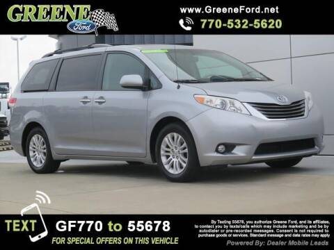 2013 Toyota Sienna for sale at Nerd Motive, Inc. - NMI in Atlanta GA