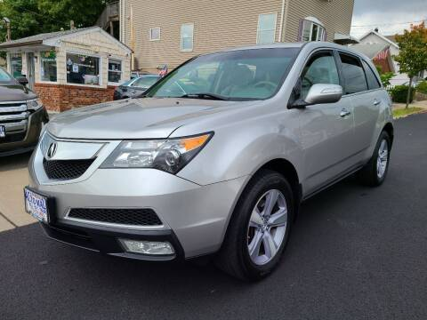 2013 Acura MDX for sale at Express Auto Mall in Totowa NJ