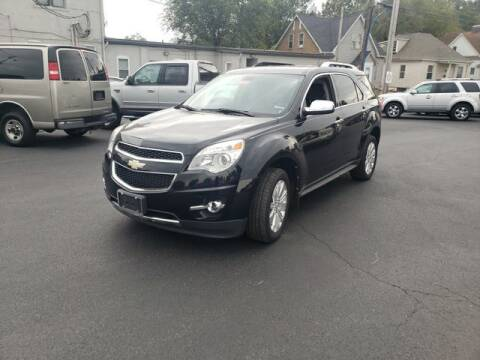 2011 Chevrolet Equinox for sale at JC Auto Sales in Belleville IL